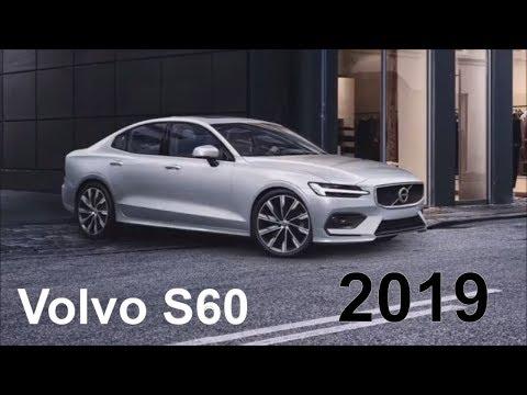 2019 Volvo S60 | NEW Sports Premium Sedan