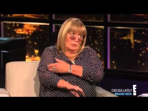Penny Marshall on Chelsea Lately talks about Madonna and Rosie O'Donnel.avi