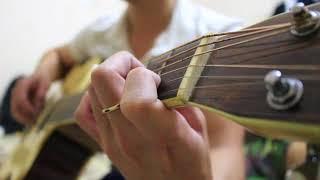 Vì sao thế - guitar