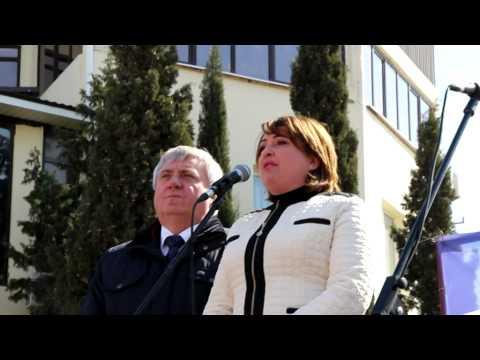 Судак Крым Россия 14 марта митинг Крымская весна