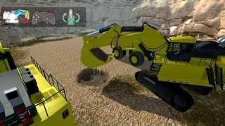DIG IT! A Digger Simulator (2014) Gameplay PC