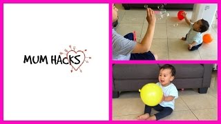 How To Entertain A One Year Old | Mum Hacks