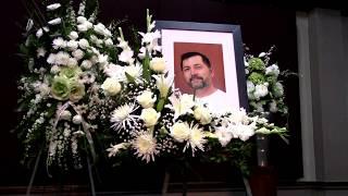 Памяти Николая Фомина (1957-2018) Похороны. Основные моменты.