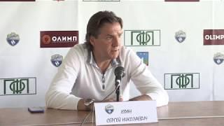 Комментарий к матчу Сергея  Юрана 27.04.2019 г.
