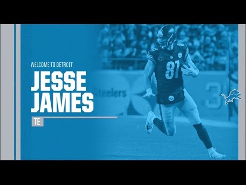 Jesse James Highlights (Welcome To Detroit!)