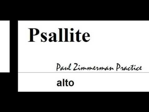 Psallite ALTO