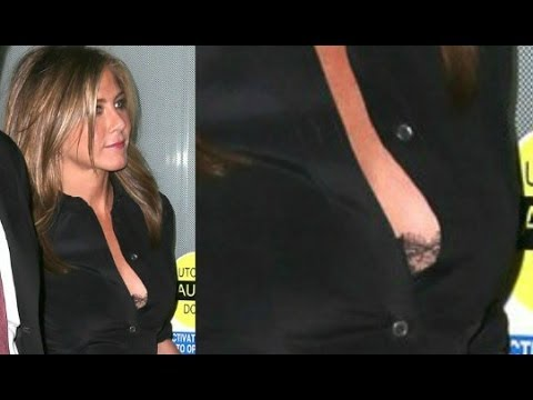 Jennifer Aniston Shamless Wardrobe Malfunction