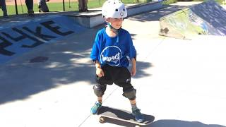 Impact Skate Camp: Session 6 – Drop In or Drop Out