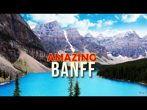 Banff National Park, Canada (A Paradise On Earth) || Travel Buddies Films ||