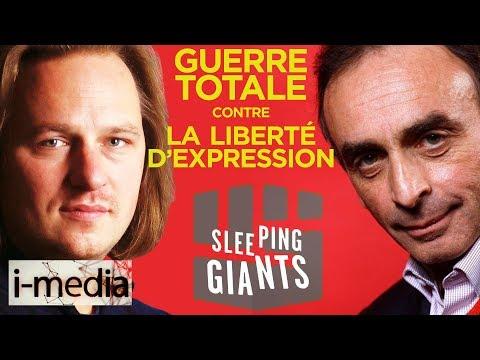 I-Média n°275 – Zemmour et Valeurs Actuelles attaqués : guerre totale contre la liberté d'expression