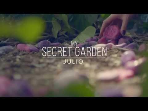 """""""My Secret Garden"""" a Fashion Film by Julio"""