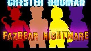 FazBear Nightmare Прохождение на русском языке Пять ночей У Фредди FNAF