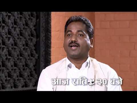 प्रभु साह  Prabhu Shah, Minister of Urban Development in TOUGH talk with Dil Bhusan Pathak