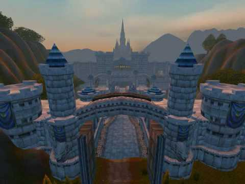 how to get to stormwind from dalaran