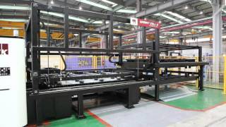 HK Laser & Systems SmartCell 2 Automation System