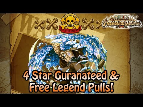 One Piece Treasure Cruise Global - High Sea Pirates Free Pul