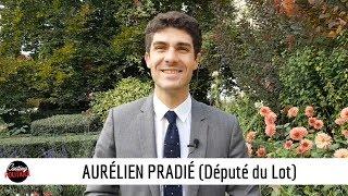AURÉLIEN PRADIÉ (Député du Lot) dans CASTING POLITIQUE