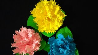How To Make An Origami Carnation