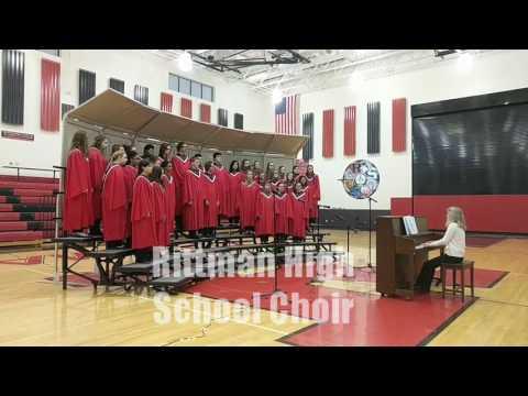 Rittman High School Choir performs