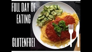 Full Day of Eating - Glutenfrei Vegan High Carb Low Fat