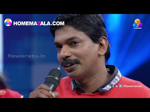 Santhosh Pandit Singing Song With Sreelakashmi