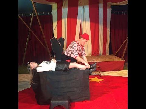 Ik doe een Circus Act!