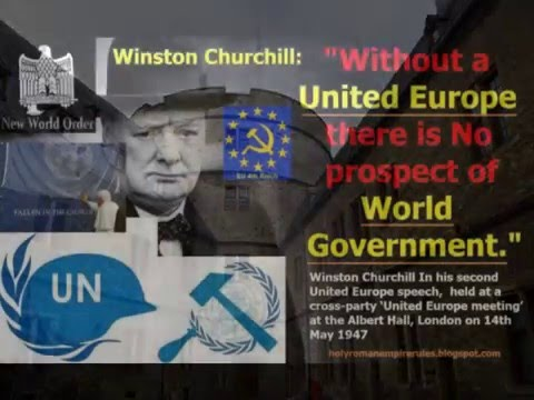 What the BBC Wont Tell You about Brexit II - evidence EU was designed by the Nazis in 1942