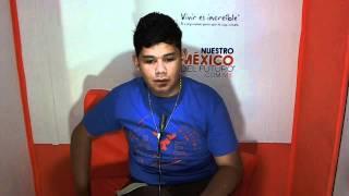 Omar Ibarra, Pátzcuaro, 16 Abr