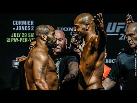 Jon Jones vs Daniel Cormier 2 FIGHT Highlights HD