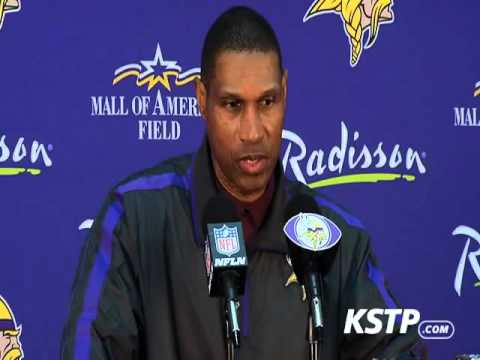 Leslie Frazier Hoping for a Win at Home