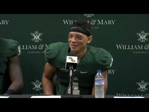 2018 W&M Football: Albany Postgame Press Conference