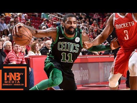 Boston Celtics vs Houston Rockets Full Game Highlights / March 3 / 2017-18 NBA Season