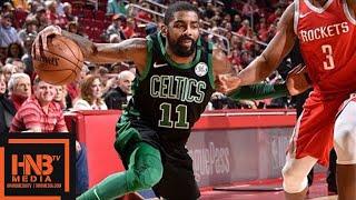connectYoutube - Boston Celtics vs Houston Rockets Full Game Highlights / March 3 / 2017-18 NBA Season