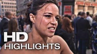 FAST & FURIOUS 6 Premiere Highlights | 2013 Official [HD]