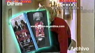 "DiFilm - Promo ""Papa es un idolo"" con Guillermo Francella (2000)"