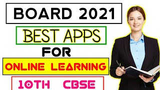 Best Learning Apps For class 10th |CBSE| Free Apps For Students | Best App for cbse students | Board screenshot 1