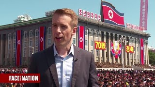 ICBMs missing from North Korea anniversary parade