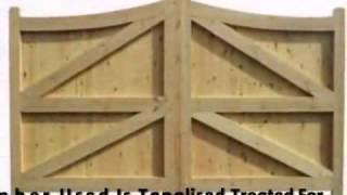 Kp Wooden Gates