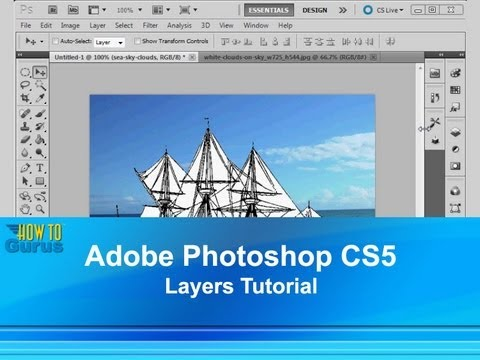 How to use adjustment layers | adobe photoshop cc tutorials.