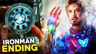 Avengers Endgame IRONMAN - Character Ending (தமிழ்)