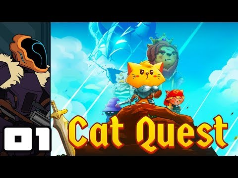 Let's Play Cat Quest - PC Gameplay Part 1 - Meow Meow Meow