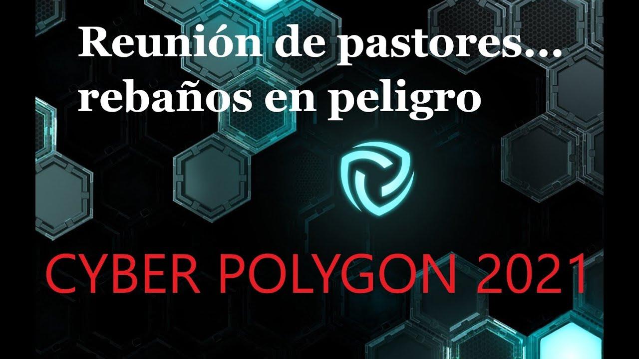 97 Cyber Polygon 2021: Hablamos con un notable hacker que participa en este simulacro del Foro Davos