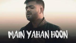 Gambar cover Main Yahaan Hoon - Unplugged | Digbijoy Acharjee | Veer Zara | Shahrukh Khan | Bollywood