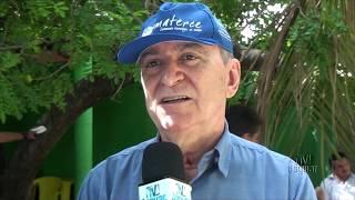 Itamar Lemos Diretor da Ematerce no Dia de campo Betânia Iguatu 2018