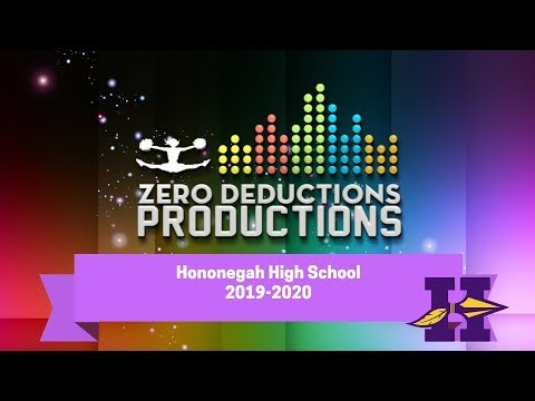 Hononegah High School | 2019-2020 Cheer Mix | Zero Deductions Productions LLC