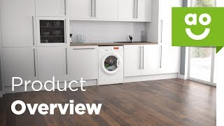 Hotpoint Washing Machine WMAOD944P Product Overview | ao.com