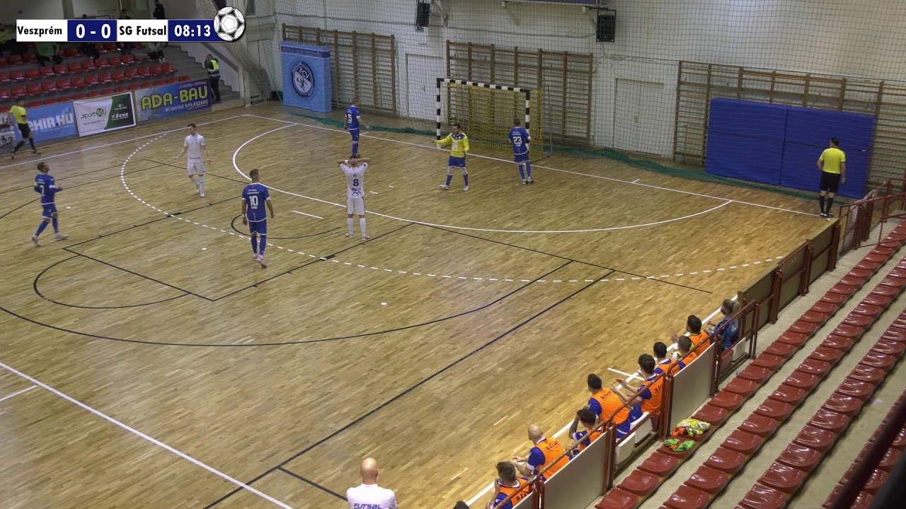 Balaton Bútor FC Veszprém - SG Kecskemét Futsal Club 2 - 3