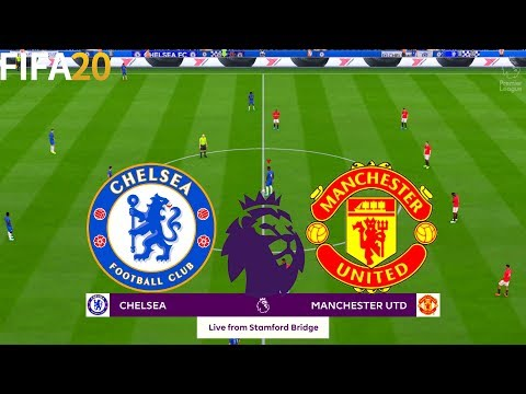 fifa-20-|-chelsea-vs-manchester-united---premier-league---full-match-&-gameplay
