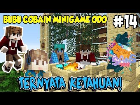 TERNYATA BUBU NGASIH KEJUTAN JUGA ? - Minecraft Sans SMP Indonesia