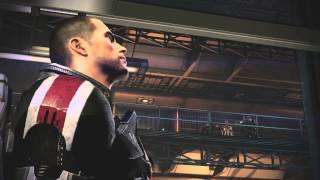 Mass Effect 3: Citadel - All Cutscenes (Male/Paragon/Vanguard)